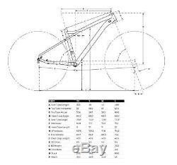 GT Avalanche Sport 29 Mountain Bike 2020 Shimano Hydraulic Disc Brake M BLK/YEL