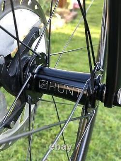 Giant Defy Advanced Carbon Road Bike Ultegra/105 Hunt wheels Disc brakes