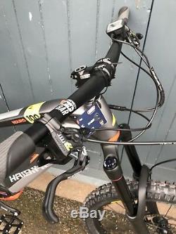 Haibike Nduro 10 Emtb Ebike Mtb Mountain Bike