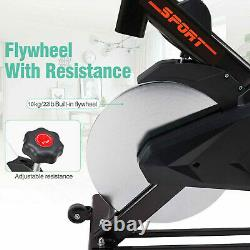 Home Machine Workout Gym Exercise Bike/Cycle Trainer Cardio Fitness UK