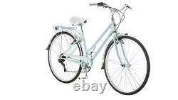 Hybrid Bicycle, Featuring Retro-Styled 16-Inch