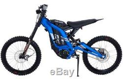 INTEREST FREE SUR-RON Electric Dirt bike Motocross £149 24 MONTHS INTEREST FREE