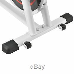 In. Tec Heimtrainer Fahrrad Fitness Bike Trimmrad Indoor Cycling Rad Sattel