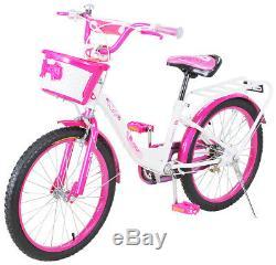 Kinderfahrrad 20 Zoll Actionbikes Daisy Jugend Fahrrad Rad Bike Mädchen pink
