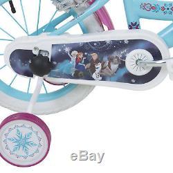 Kinderrad 14 Zoll Disney Frozen Mädchen Eiskönigin Kinder ab ca 3 Jahre Fahrrad