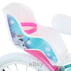 Kinderrad 16 Zoll Disney Frozen Mädchen Eiskönigin Kinder ab ca 4 Jahre Fahrrad