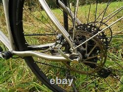 Kinesis RaceLight Gran Fondo Titanium Disc Bike Size 51cm Road Gravel CX