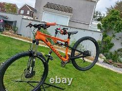 Kona precept Full Suspension Mountain Bike