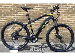 Kudos Mistral Electric Mountain Bike Ebike Shimano Kenda Bafang BPM 250W