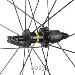 MAVIC COSMIC ELITE Race bicycle Road Bike Wheel Set 700C 10 -11 Speed wheels