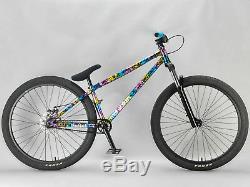 Mafiabikes Blackjack D 26 inch dirt jump wheelie bike multiple colours 26