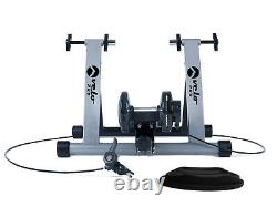 Magnetic Indoor Turbo Trainer Pro Road + MTB Bike Resistance Cycle Training