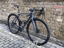 Mason Cycles Bokeh 2 52cm, SRAM Force 1x, 4iiii Power Meter, Hunt Wheels