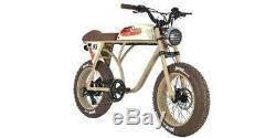 Michael Blast Outsider e bike (Not Super 73)