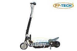 Monopattino Elettrico 24 V 120w Base Metallica E-scooter Bicicletta Elettrica