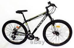 Mountainbike 29 Fahrrad Gt Alu Mtb, 21 Shimano, Disc Brake Clarks 3farbauswahl