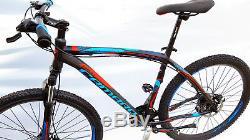 Mountainbike 29 Fahrrad Gt Alu Mtb, 21 Shimano, Disc Brake Sparkle, Zoom Vorbau