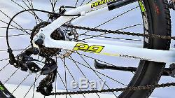 Mountainbike 29 Umt Alu Fully Mtb, 21 Shimano, Disc Brake Sparkle, Zoom Vorbau