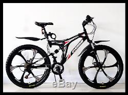 Mountainbike Fahrrad 26 R-type Mtb, 21 Shimano Gänge, Disc Brake, Np 399,90