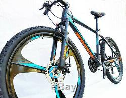 Mountainbike Fahrrad 29 Gt Alu Mtb, 21 Shimano, Disc Brake Hydraulic, Prowheel