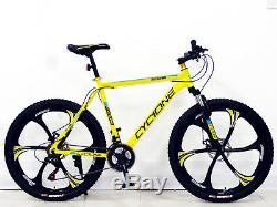 Mtb 26 Fahrrad Gt Mountainbike 3d Alu Hydrorahmen, 21 Shimano, Zoom, Prowheel