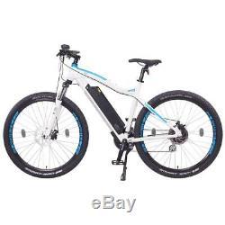 NCM Moscow 29 Electric Mountain Bike E-Bike 250W E-MTB 48V 13Ah 624Wh white