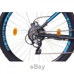 NCM Moscow Plus 27,5 Electric Mountain Bike E-Bike 250W 48V 16Ah 768Wh black