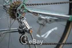 NOS Bianchi X3 Campagnolo 50th anniversary given to the Giro D'italia producer