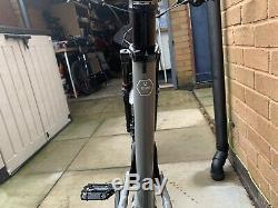 Nukeproof Mega 275 Alloy Comp Mountain Bike 2019 Concrete Grey Black XL 27.5