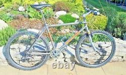 Orange VitaminT2 titanium XTR 9kg Vit T2 MTB superb ti UK retro mountain bike A1