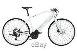 PININFARINA Evoluzione Hi-Tech E-Bike Carbon Shimano XT 11-Gang weiß