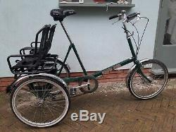 Pashley Tricycle Picador Plus Adult TLC needed BARGAIN