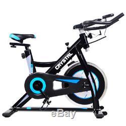 Pro Exercise Bike Aerobic Indoor Studio Home Cardio Fitness Cycle Machine