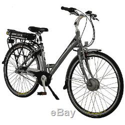 Pro Rider Connect Electric Bicycle 250W 36V Ladies Low Step Through City e Bike