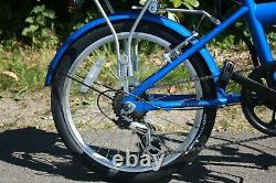 QDOS Folding Electric Bike 20 Wheels, 6 Speed, Power Assisted eBikes. Co. Uk