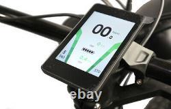 Retro Beach Cruiser, E bike, electric bicycle. High spec. High torque. Big wheel