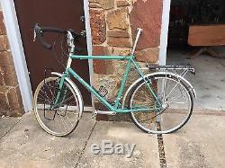 Rivendell Atlantis touring bike