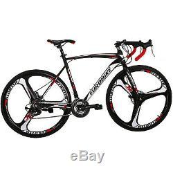 Road Bike Shimano 21 Speed Disc Brakes Mens Bicycle 700C Wheels 54cm Disc Brakes