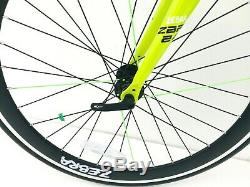Road bike 24 wheels 21 shimano gears lightweight alloy frame kids bike