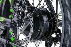 Roadhog FatBike EBike Electric Bike Bicycle Folding Stepthrough 250W Fat Tyre UK