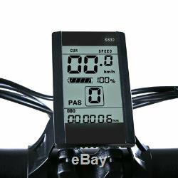 Samebike 26 E-bike 21 speed 10AH 48V 350W electric bicycle