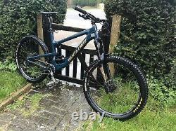 Santa Cruz Nomad CC Carbon 27.5 Enduro Trail Mountain Bike