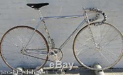 Schwinn Paramount P14'64 Chrome Track Bike Campagnolo Titan Wippermann Scheeren