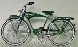 Schwinn Vintage Bicycle Rare 1950s Bike Cycle Metal Model Length 11.5 Inches