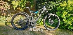 Specialized Turbo Levo FSR Carbon. 27.5in E-mtb, Ebike, Electric Mountain Bike