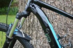 Specialized Turbo Levo Hardtail Electric Mountain Bike 2019 Black/Blue E-Bike L