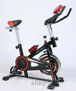 Spin Exercise Bike Indoor Aerobic Training Cycle Fitness Training 10kg Flywheel