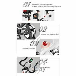 Sport Exercise Bike Home Gym Bicycle Cycling Cardio Fitness Training Indoor 18KG