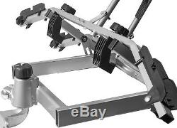 Summer SALE! Titan 2 Bike Rack / Cycle Carrier Towbar Mounted Tilting 7pin plug