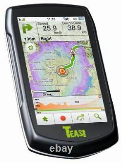 TEASI VOLT e-Bike Fahrrad GPS Navigation Brose & Ansmann